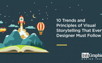10 Trends and Principles of Visual Storytelling That Every Designer Must Follow