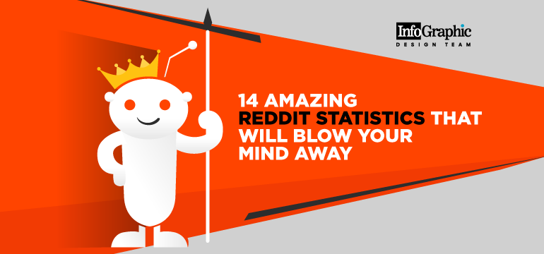 14 Amazing Reddit Statistics That Will Blow Your Mind Away – Infographic