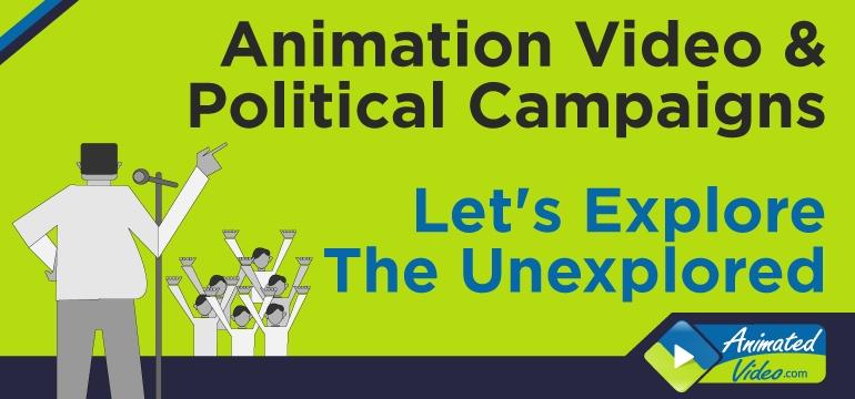 Animation Video & Political Campaign- Let's Explore The Unexplored