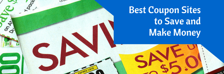 Best Coupon Sites to Save and Make Money