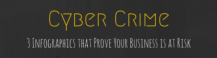 Cyber Crime: 3 Infographics that Prove Your Business is at Risk