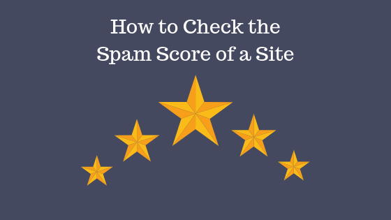 Don't Get Penalized: How to Check the Spam Score of a Site (And Why You Should!)