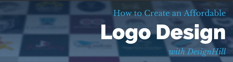 How to Create an Affordable Logo with DesignHill