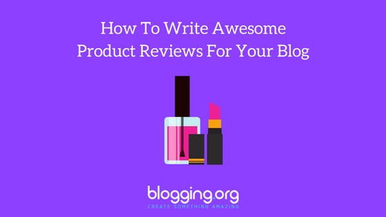 How to Create an Electronics Niche Review Blog in 5 Steps