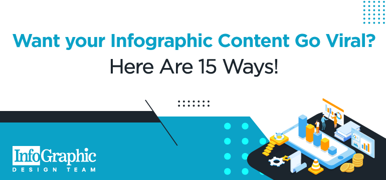 Want your Infographic Content Go Viral? Here Are 15 Ways!