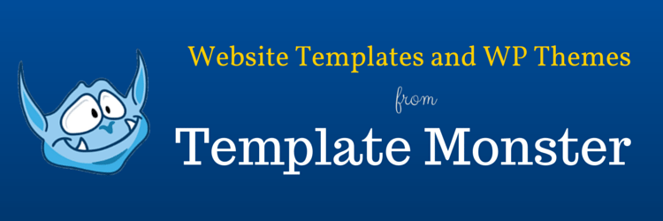 Website Templates and WP Themes from Template Monster