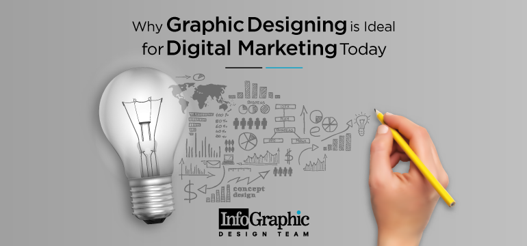 Why Graphic Designing is Ideal for Digital Marketing Today