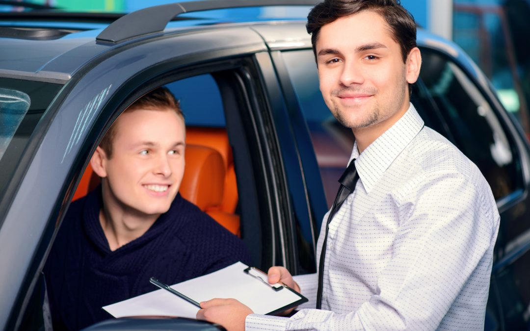 Becoming a Car Salesman: 6 Steps to Get You On the Path