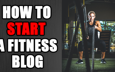 How to Start a Fitness Blog (and Make Money)