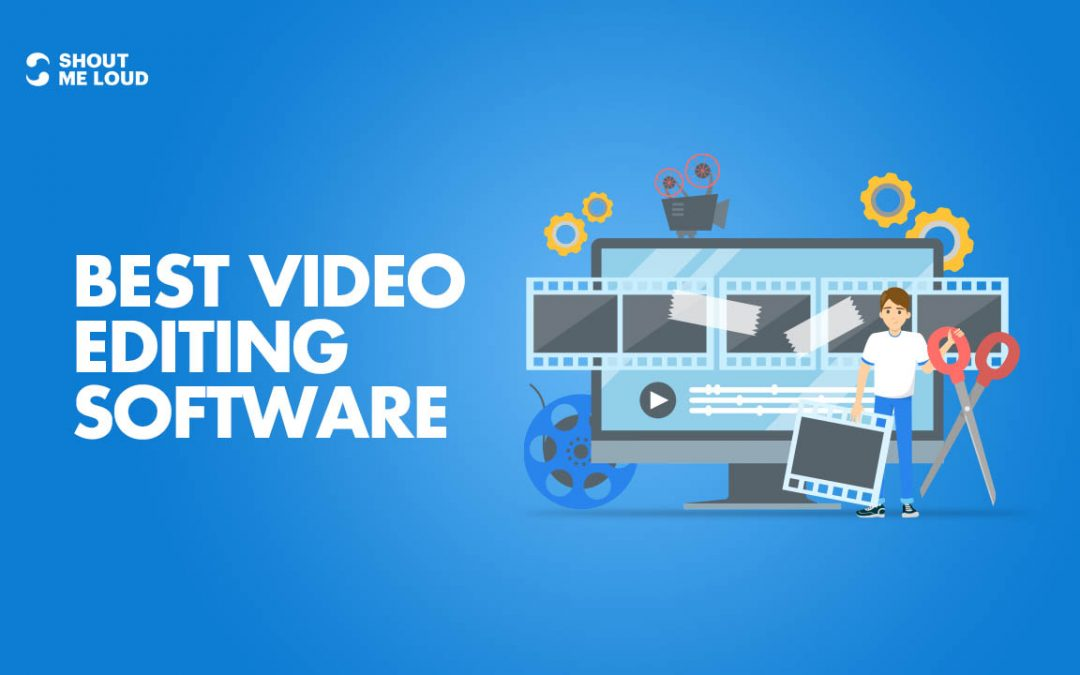 8 Best Video Editing Software For YouTube (Free & Paid)