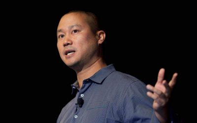 Business: Business and Life Lessons From Tony Hsieh, former CEO of Zappos