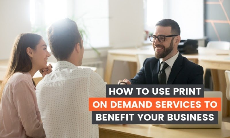 How to Use Print on Demand Services to Grow Your Business