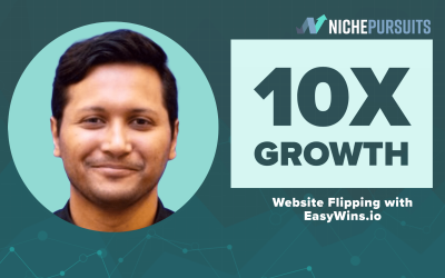 Lessons Learned from 175 Website Flips: Mushfiq's Easy Win Strategies for 10x Growth