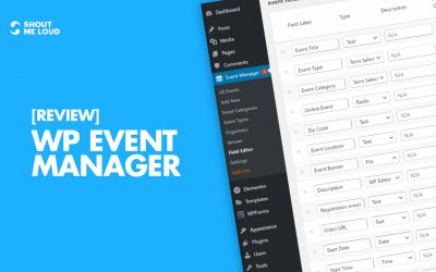 WP Event Manager Review (2020): Best WordPress Events Plugin?