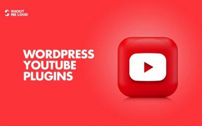 8 Best WordPress YouTube Plugins for Galleries, Feeds + More (2021)