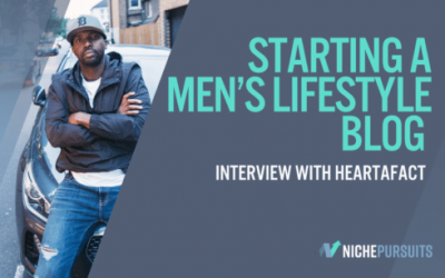 THE ORIGIN STORY AND STRATEGIES OF MEN'S LIFESTYLE BLOG HEARTAFACT