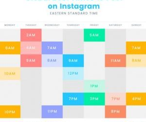 Best Times to Post on Instagram [Get Organic Interactions! -2020]